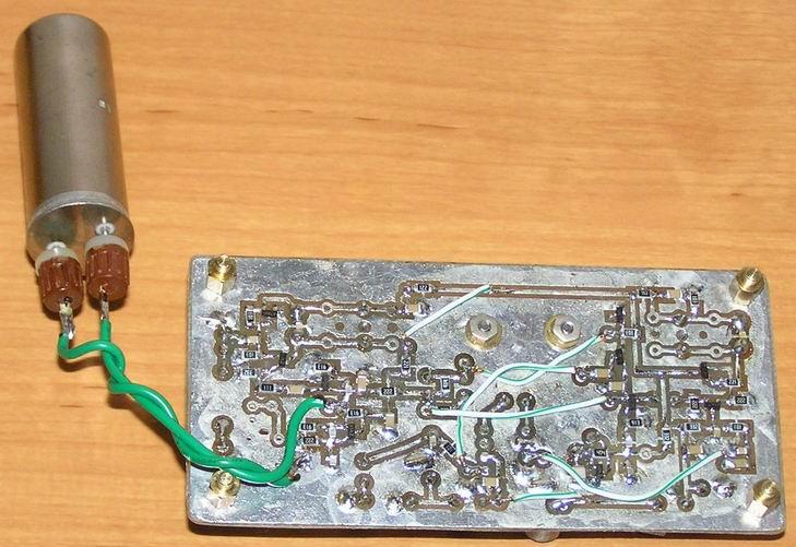 малоламповый трансивер беленецкого