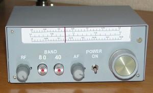 Внешний вид трёхдиапазонного приёмника US5MSQ