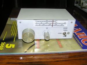 Внешний вид трёхдиапазонного ППП US5MSQ