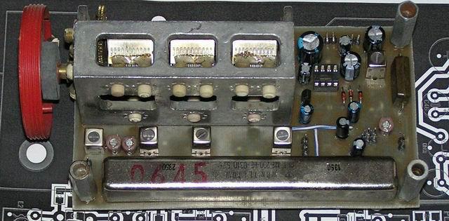 Плата в сборе. Вид слева US5MSQ
