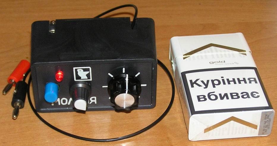 Внешний вид КВ конвертера Молния US5MSQ