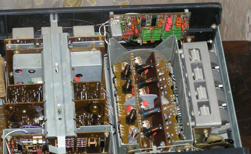 Фото размещения однополосного детектора US5MSQ